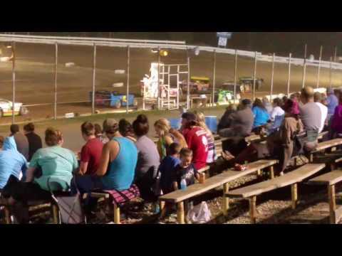 Semi-Lates Hummingbird Speedway 7/23/16