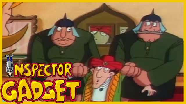 inspector gadget 139 king wrong full episode   youtube