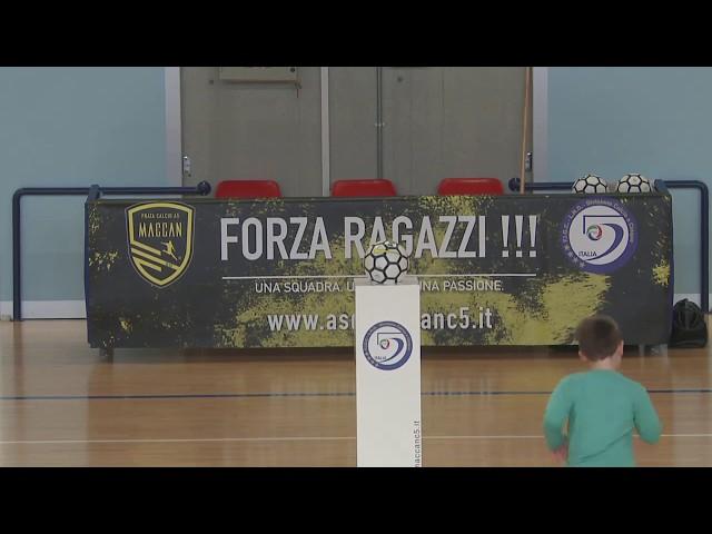Live di StreamingSport.it - MACCAN PRATA C5 vs ARZIGNANO TEAM C5