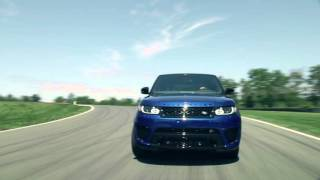 2016 range rover sport   in the driver s seat with adam ferrara