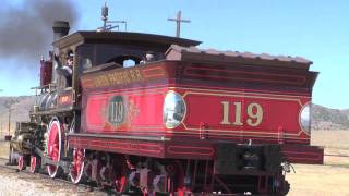 Central Pacific Railroad meets Union Pacific Railroad 1869 Utah