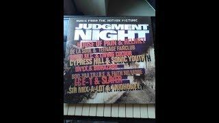 JUDGMENT NIGHT (vinyle 1993) COMPILATION