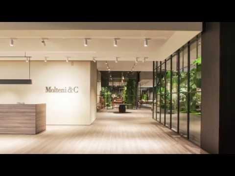 Molteni&C - Salone del Mobile 2016