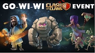 GoWiWi Event | Th 9 GoWiWi attack strategy | Clash Of Clans