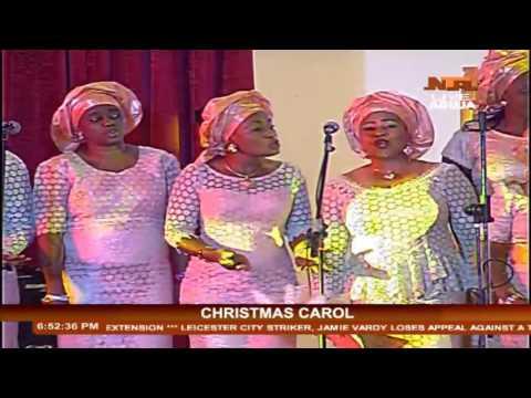 Presidential Christmas Carol at Aso Villa Chapel, Abuja