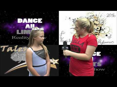 DANCE All LIMITS Reality Show Talent Africa interview 13