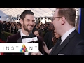 watch he video of Westworld: Ben Barnes' On His First SAG Awards Experience With Matt Bellassai | SAG | INSTANT