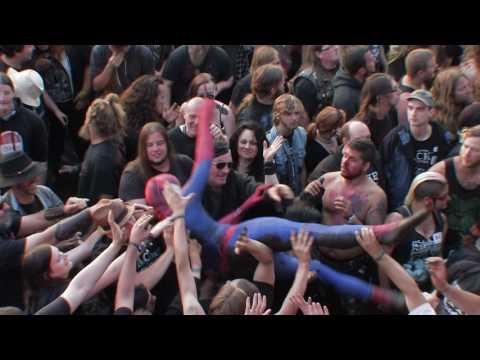 Cannibal Corpse - Evisceration Plague (Live At Wacken Open Air 2015) [Bluray/HD]