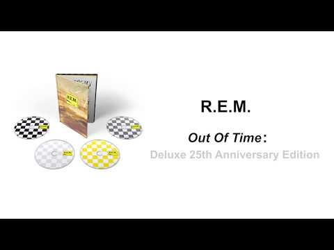 REM Out Of Time Deluxe Unboxing Video