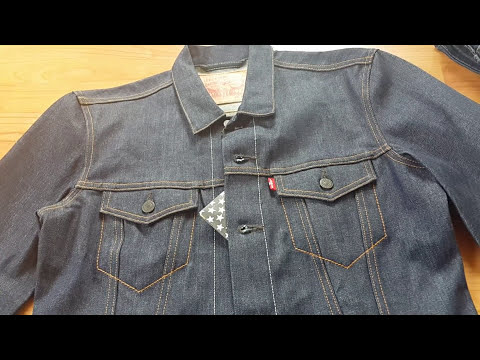 Levis Jacket Made In USA