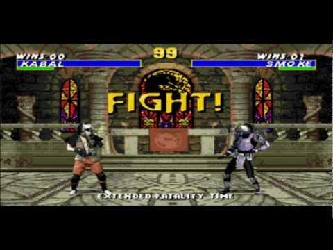 Ultimate Mortal Kombat 3 - Онлайн турнир #1 (Air-Z VS CHIPaev)
