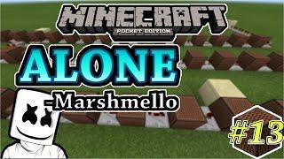 Alone[Marshmello] - Noteblock Song #13 - Minecraft PE(Pocket Edition)[Bahasa Indonesia](Hello kembali lagi bersama gw The Excel Craft, kali ini saya akan membuat lagu noteblock song, yaa jadi tonton aja videonya Enjoy., 2017-03-03T23:00:01.000Z)