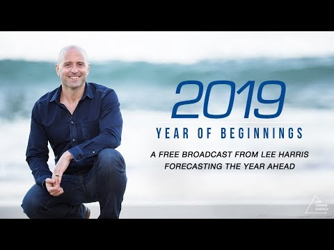 2019: Year of Beginnings (LIVE 1-Hour Broadcast)
