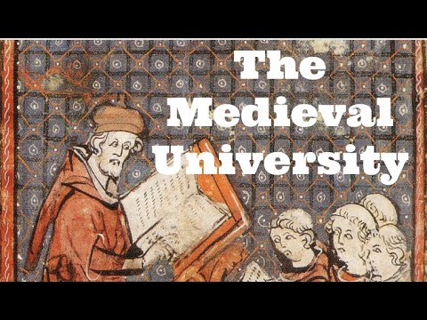 The Medieval University - YouTube