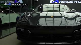 Porsche x Magnus Pro Paint Protection Film