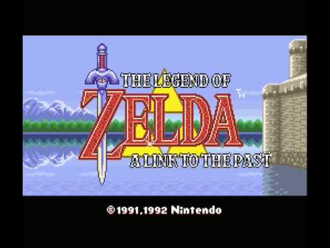 Zelda - A Link To The Past Music - Fortune Teller