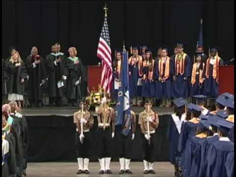 2014 Maury High School Graduation