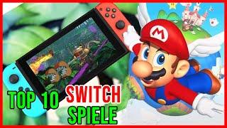 TOP 10 NINTENDO SWITCH SPIELE 🎮 Eure besten Switch Spiele! 2021