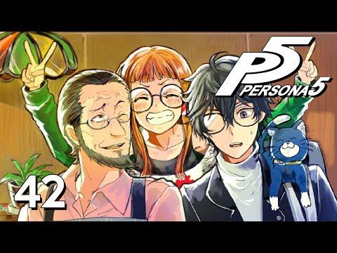 KEY ITEM - Let's Play - Persona 5 - 42 - Walkthrough Playthrough