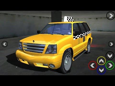 8500 Mod Mobil Taxi Gta Sa Android Dff Only Gratis Terbaru