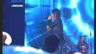 Peterpan Menghapus Jejakmu in Asian Idol Result Show