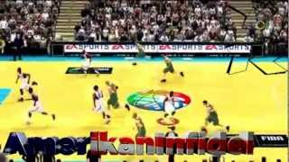 USA vs LITHUANIA BASKETBALL PC sim gameplay  LONDON 2012 SUMMER OLYMPICS REVIEW