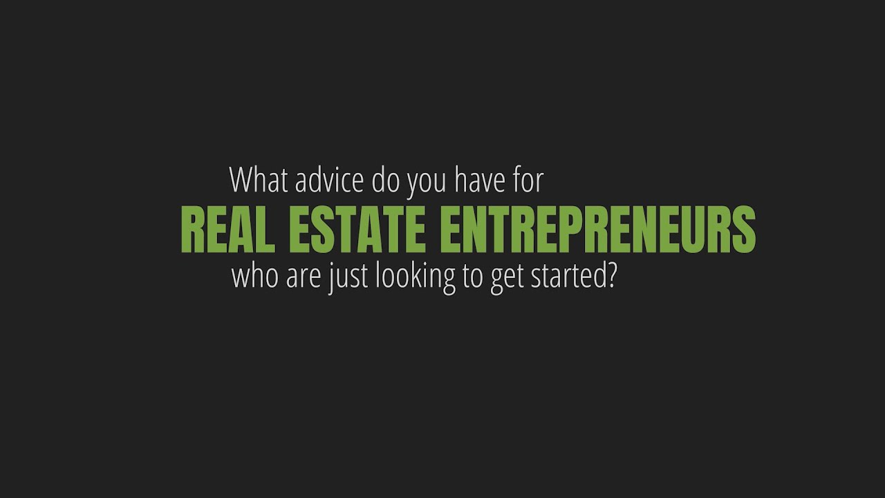 Real Estate Investing Reimagined - Advice for New Investors