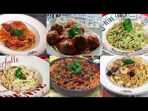 6-délicieuses-recettes-de-spaghettis-(facile-et-rapide)