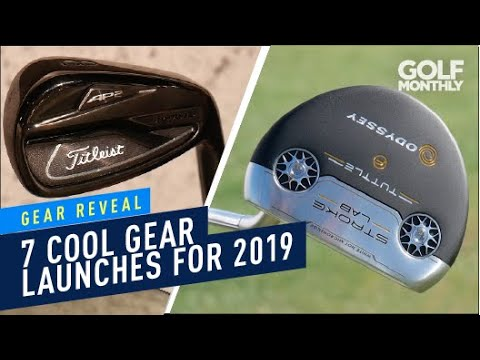 7 Cool Gear Launches For 2019 Revealed I Golf Monthly