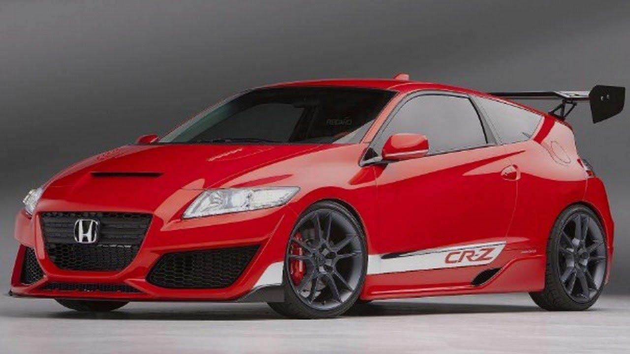 Nice Cars 2018 Honda Cr Z Type R Turbo