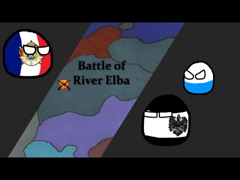 AHOE 1790 Battles: Battle of Elbe River 1808