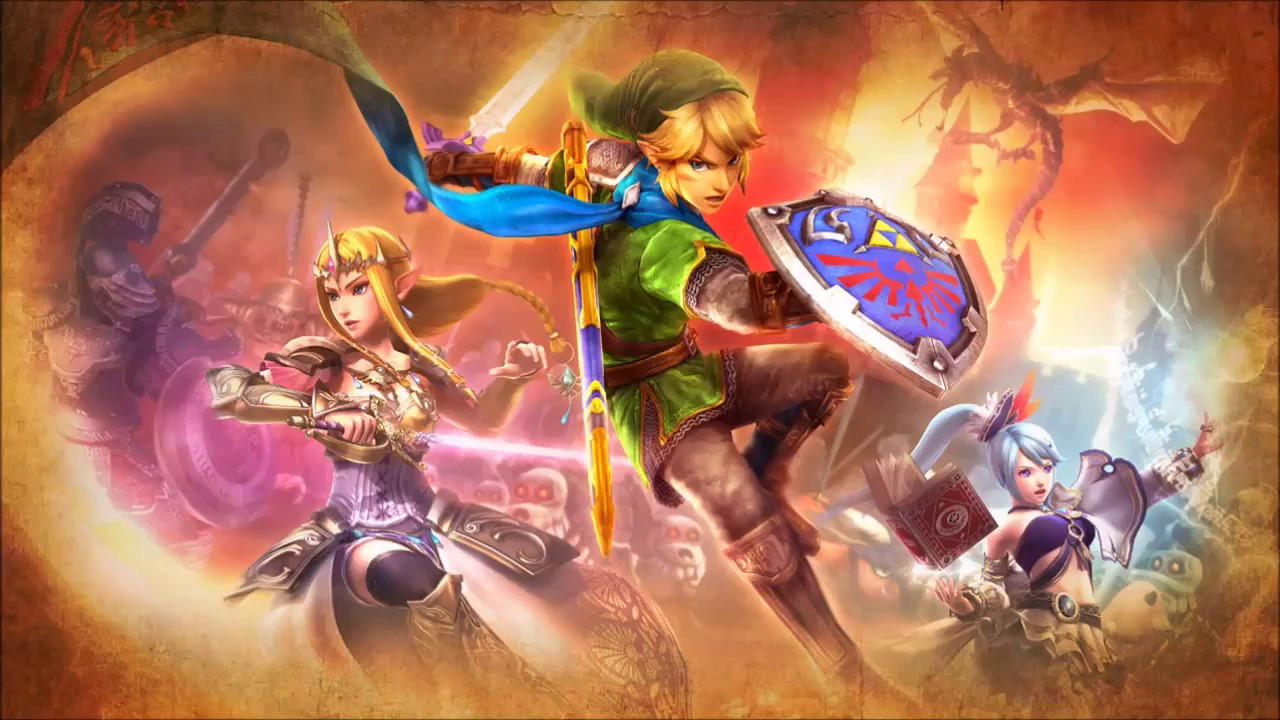 amiibos compatible with hyrule warriors definitive edition