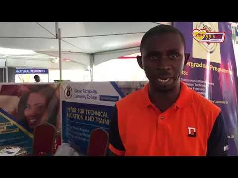 GHANA TELECOM UNIVERSITY - Educational Fair 2018