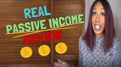Real Passive Income Review | Make Money While you Sleep 😴