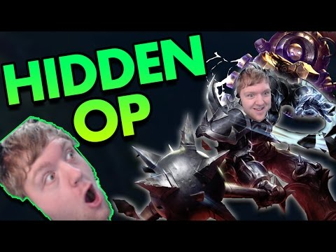 """MORDEKAISER """"ADC"""" IS ACTUALLY HIDDEN OP?!!? (With The Right Support) - League Of Legends Commentary"""