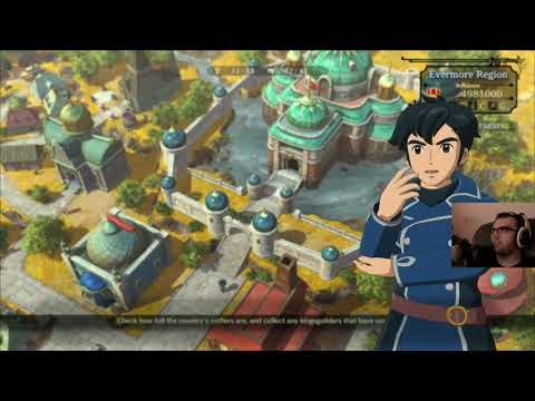 Ni No Kuni 2: Revenant Kingdom (Part 27) Further Development of LVL 2 Kingdom
