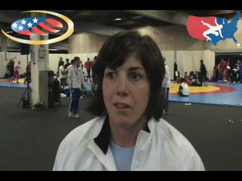 Interview: U.S. Women's Training Partner/Coach/Do it all Erin Tomeo