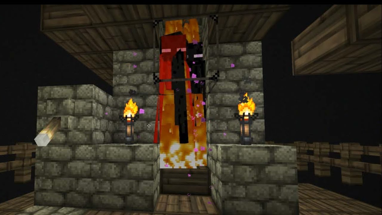 minecraft how to make a torture chamber