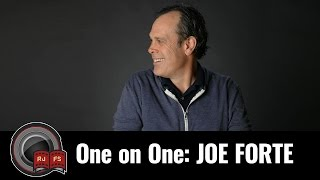 One on One: Joe Forte