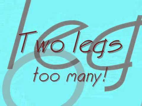 Two Legs - Jenny Lee Stern lyric video