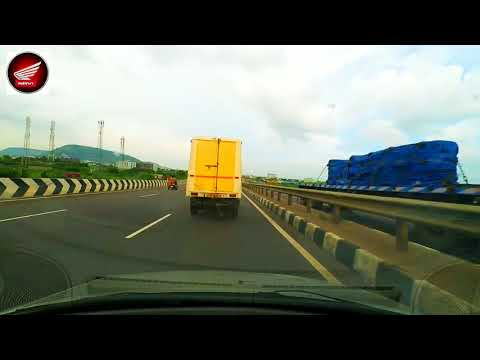 Guntur to Vijayawada Express Highway  Time lapse VD # 18