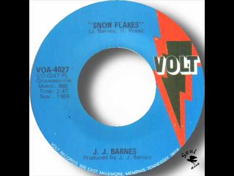 J  J  Barnes   Snow Flakes