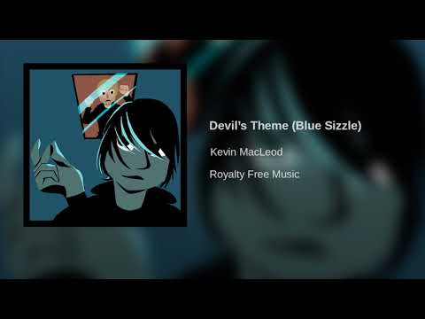 Devil's Theme | McJuggerNuggets (The Devil Inside) Music (Blue Sizzle)