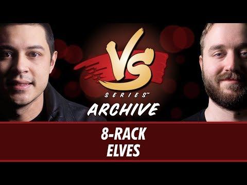 10/12/17 - Tom VS. Ross: 8-Rack vs Elves [Modern]
