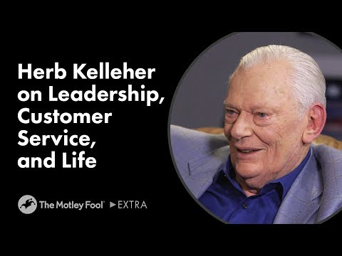 Interview: Herb Kelleher, Legendary CEO of Southwest Airines