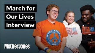 March for Our Lives: The Full Studio Interview