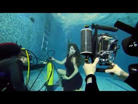 Подводная Фэшн Фотосессия