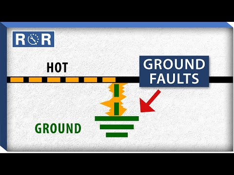 What Are Ground Faults?   Repair And Replace