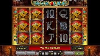 Book Of Ra Bingo - Monster Win