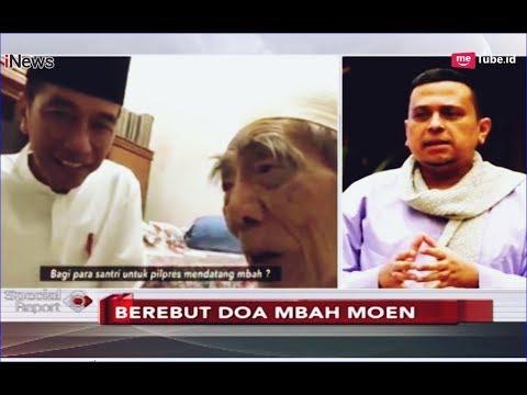 Haikal Hasan Sebut Koreksi Doa Mbah Moen Merupakan Blunder - Special Report 04/02